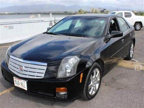 Sell Used 2007 Cadillac Cts Black On Black 82,444 Miles V6 4d Sedan In Aiea, Hawaii, United