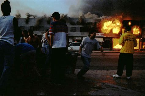 los angeles riots history