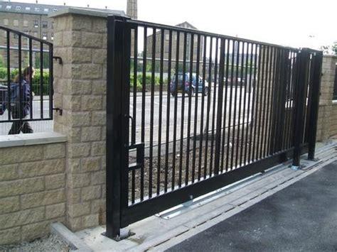 sliding gate manual sliding gate manufacturer