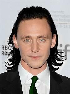 Tom Hiddleston with Loki hair | LOKI,THOR, AND TOM ...