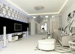 Salon Design Aux Allures Dco Clectiques