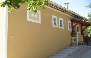 Peinture Facade Maison : couleur crepi exterieur ~ Melissatoandfro.com Idées de Décoration
