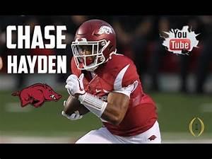 Chase Hayden |Star in the Making| True Freshman RB Debut ...