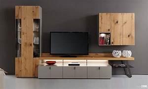 Meuble Tv Bois Design : meubles richard ~ Preciouscoupons.com Idées de Décoration