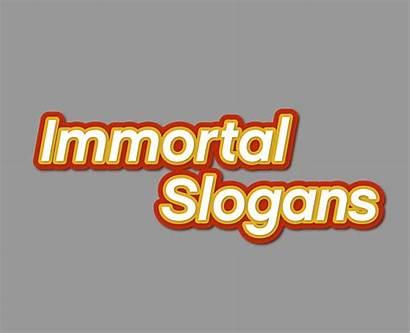 Slogans Immortal Degrees Six Play Sep Let