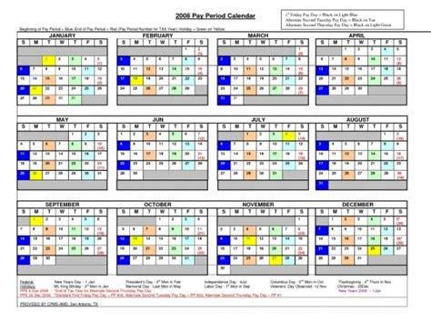 federal employee  payday calendar printable calendar