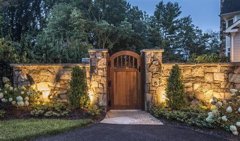 landscape lighting for northern virginia gardens surrounds landscape architecture