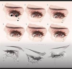 Drawing Tears by kawacy on DeviantArt