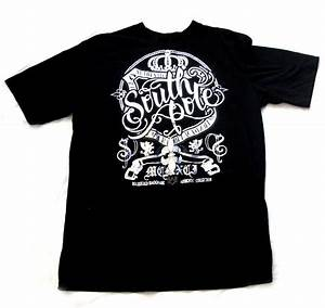 authentic southpole xl t shirt southpole brand shiny With t shirt lettering