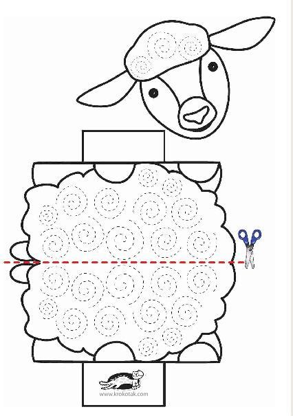 stand  animal coloring crafts  worksheets