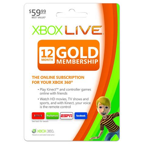 Maybe you would like to learn more about one of these? Xbox LIVE 1-year Subscription $35 on eBay and Going Fast