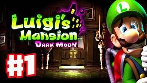 C Pa Bien : luigi 39 s mansion dark moon gameplay walkthrough part 1 a 1 poltergust 5000 nintendo 3ds ~ Medecine-chirurgie-esthetiques.com Avis de Voitures