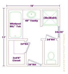 the master bathroom design layout fullmaster bath x free