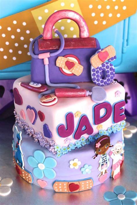 Doc Mcstuffins Decorations - kara s ideas doc mcstuffins 6th birthday