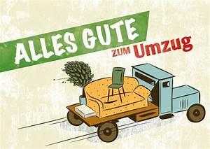 Sprüche Zum Umzug : alles gute zum umzug gl ckw nsche echte postkarten online versenden ~ Frokenaadalensverden.com Haus und Dekorationen