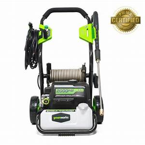 Greenworks 2000 Psi Electric Pressure Washer Replacement