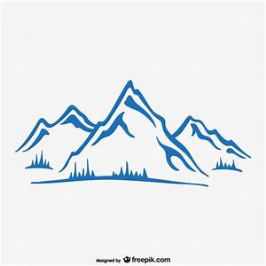 Mountain Vector Vectors, Photos and PSD files | Free Download