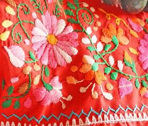 handmade mexican dress from aida coronado vintage
