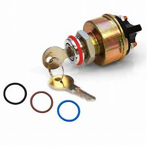 New Universal Ignition Switch Clark Hyster Yale Crown