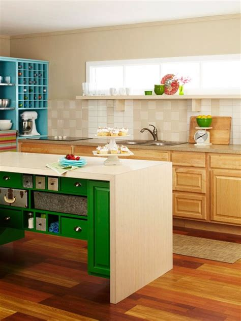 kitchen island made from doors diy colorful kitchen island 9410