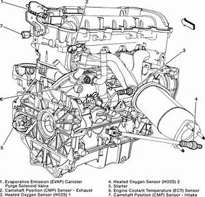 5 4l 3 Valve Engine Diagram