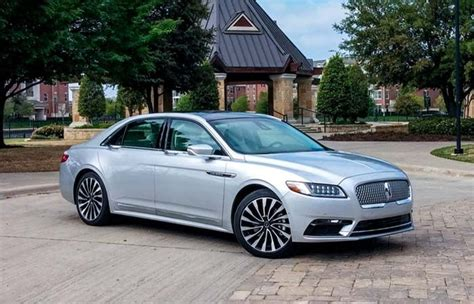 2019 Lincoln Continental Leading Impressive Car With Extra