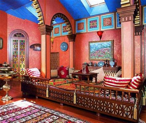moroccan style home accessories  materials