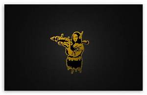 Banksy 4K HD Desktop Wallpaper for 4K Ultra HD TV • Tablet ...