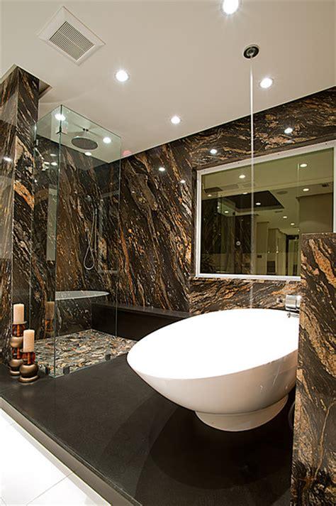exotic stone bathroom contemporary bathroom miami