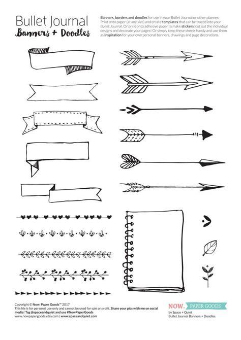 bullet journal template 5 free bullet journal templates pdf free premium templates