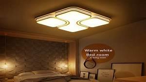 Best Led Ceiling Lights For Living Room Bedroom
