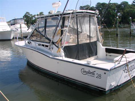 Boat Trader Carolina Classic 28 by 28 Carolina Classic The Hull Boating And