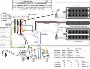 Wiring Diagram Ibanez Pickup