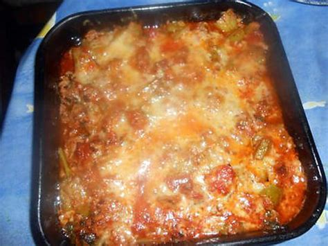 recette de gratin de céleri et chair a saucisse
