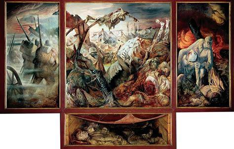 la chambre des officiers contexte historique otto dix la guerre analyse histoire des arts brevet