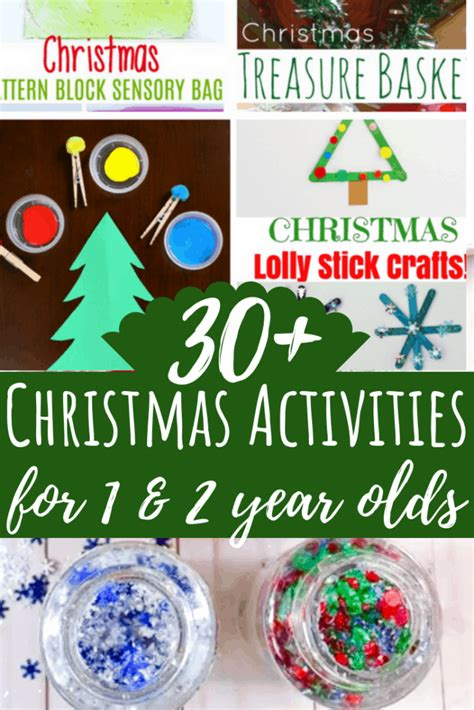 christmas activities     year olds views