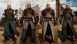 The Witcher 3 Equipement De L39cole De L39Ours Gamelove