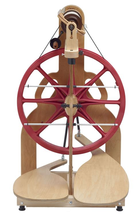 Schacht Ladybug Spinning Wheel With Scotch Tension