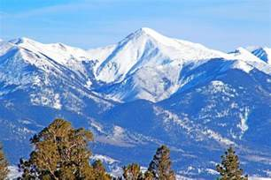 Rocky Mountains Colorado Springs