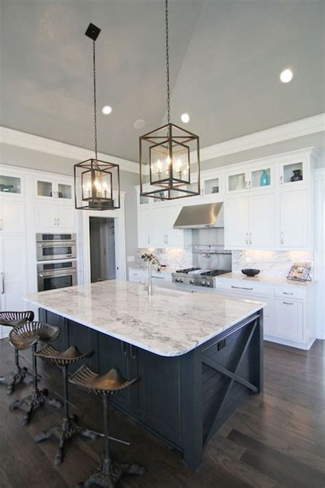 25 great ideas about navy kitchen cabinets on