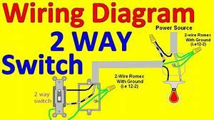 Two Ways Switch Diagram  U2014 Untpikapps