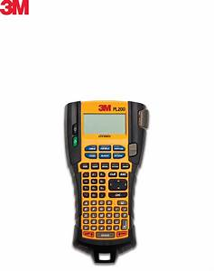 Download 3m Label Maker Pl200 User Manual And User Guides
