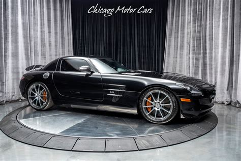 The mercedes sls amg gullwing was the first supercar to be built by the amg team from top to bottom. Used 2011 Mercedes-Benz SLS AMG Gullwing Coupe MSRP $220k+ Kleemann Supercharged! Carbon Fiber ...