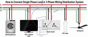 30 Single Phase House Wiring Diagram