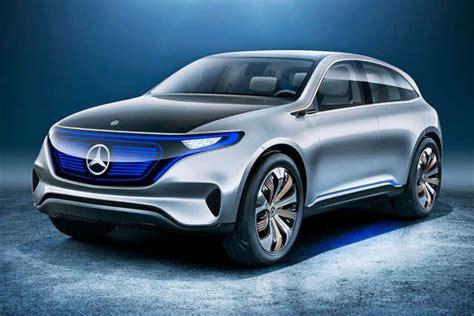 Al Via Gli Ordini Della Futuristica Mercedes Eqc In Norvegia