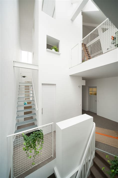 A Unique Modern Renovation For A Family In Spain by Unique Modern Attic Duplex Apartment In Amsterdam With
