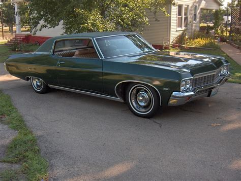 1970 Chevrolet Impala Pictures