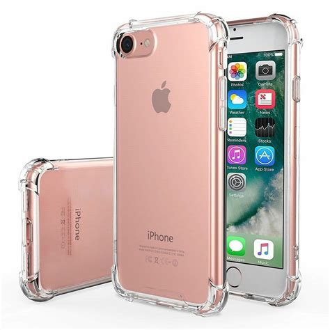 for iphone 8 7 6 plus xs max xr bumper shockproof silicone protective cover 163 2 90