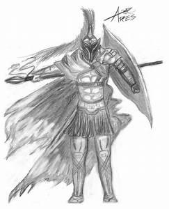 Ares, God of War by Poke-Dave on DeviantArt
