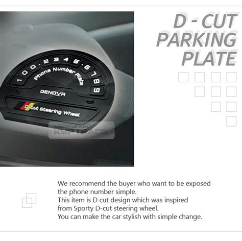 ebay motors phone number car accessory d cut parking notification phone number